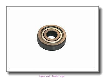 30 mm x 49.2 mm x 13.6 mm  ZKL PLC 23-5 Special bearings