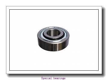 35 mm x 53.6 mm x 15.5 mm  ZKL PLC 24-2 Special bearings