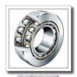 17  x 40 mm x 17.5 mm  ZKL 3203 Double row angular contact ball bearing