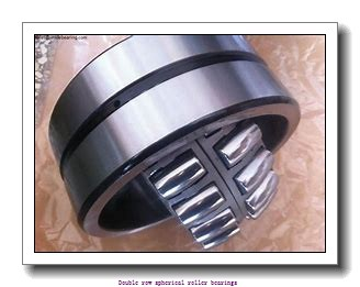 300 mm x 540 mm x 192 mm  ZKL 23260W33M Double row spherical roller bearings