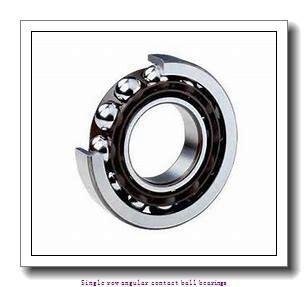 15 mm x 35 mm x 11 mm  15 mm x 35 mm x 11 mm  ZKL 7202AA Single row angular contact ball bearings