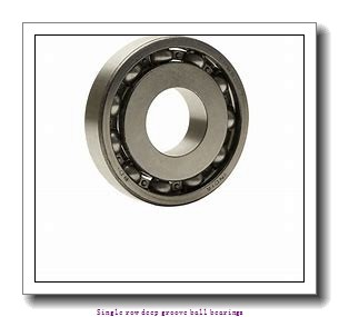 10 mm x 26 mm x 8 mm  ZKL 6000 Single row deep groove ball bearings