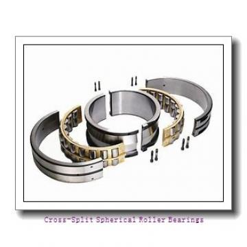 1000 mm x 1470 mm x 530 mm  ZKL PLC 512-66 Cross-Split Spherical Roller Bearings