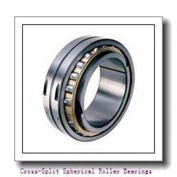 280 mm x 500 mm x 260 mm  ZKL PLC 512-40 Cross-Split Spherical Roller Bearings