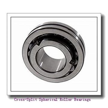 400 mm x 600 mm x 240 mm  ZKL PLC 512-43 Cross-Split Spherical Roller Bearings