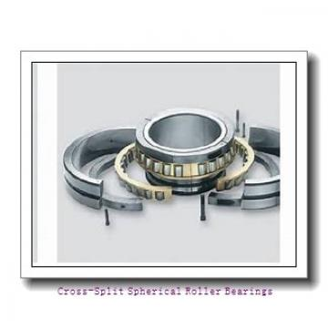 850 mm x 1280 mm x 540 mm  ZKL PLC 512-62 Cross-Split Spherical Roller Bearings