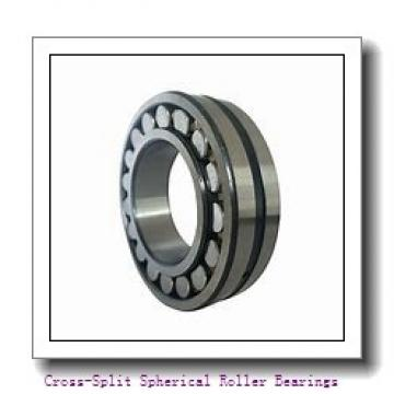 300 mm x 500 mm x 240 mm  ZKL PLC 512-41 Cross-Split Spherical Roller Bearings