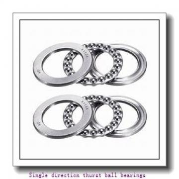 ZKL 51317 Single direction thurst ball bearings