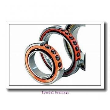 17 mm x 35 mm x 12.3 mm  ZKL PLC 23-7 Special bearings