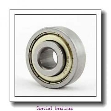30 mm x 49.2 mm x 12 mm  ZKL PLC 23-4 Special bearings