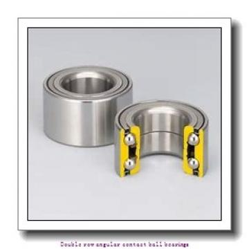 30  x 72 mm x 30.2 mm  ZKL 3306 Double row angular contact ball bearing