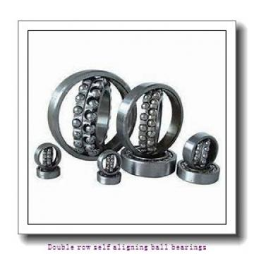 40 mm x 80 mm x 18 mm  ZKL 1208 Double row self-aligning ball bearings