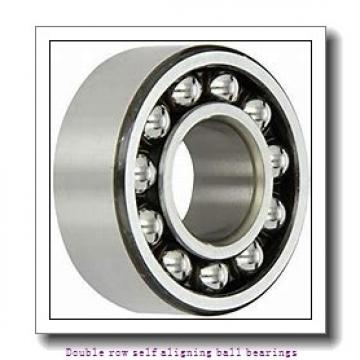 45 mm x 100 mm x 36 mm  ZKL 2309 Double row self-aligning ball bearings
