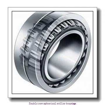 190 mm x 260 mm x 52 mm  ZKL 23938EW33MH Double row spherical roller bearings