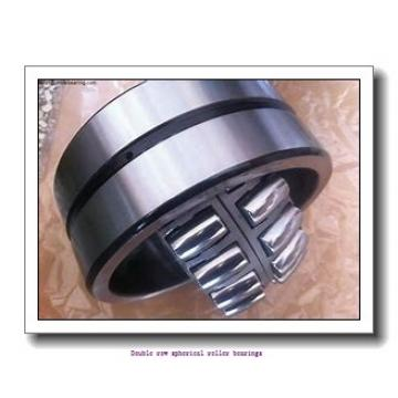 400 mm x 650 mm x 250 mm  ZKL 24180EW33MH Double row spherical roller bearings