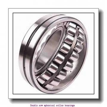 190 mm x 290 mm x 100 mm  ZKL 24038CW33J Double row spherical roller bearings