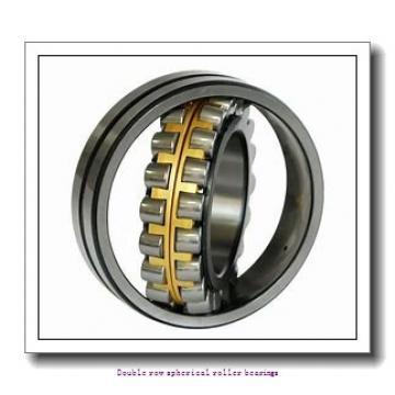 25 mm x 52 mm x 18 mm  ZKL 22205EW33J Double row spherical roller bearings
