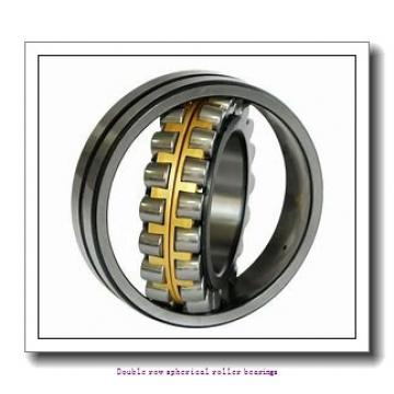 530 mm x 780 mm x 185 mm  ZKL 230/530W33M Double row spherical roller bearings