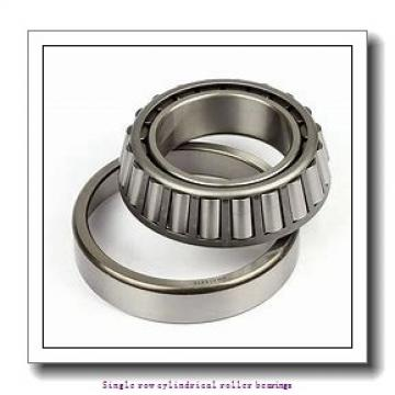ZKL NU414 Single row cylindrical roller bearings