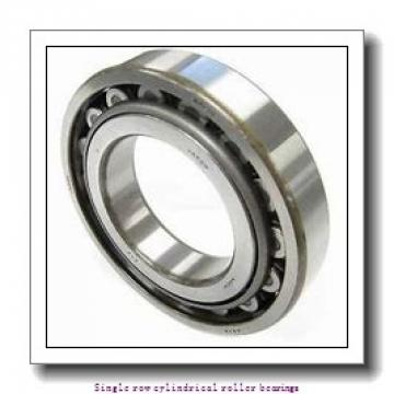 ZKL NU2210 Single row cylindrical roller bearings