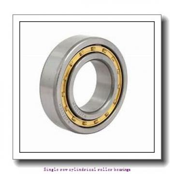ZKL NU305EMAS Single row cylindrical roller bearings