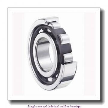 ZKL NU418MAS Single row cylindrical roller bearings