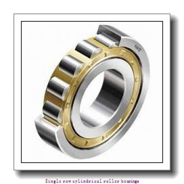 ZKL NU2307EMAS Single row cylindrical roller bearings