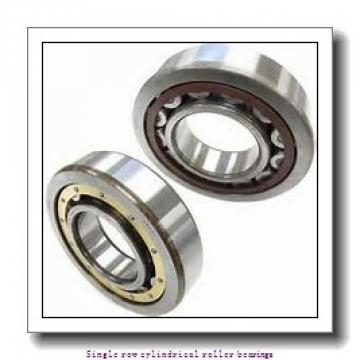ZKL NU412 Single row cylindrical roller bearings