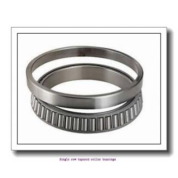 ZKL 32313A Single row tapered roller bearings