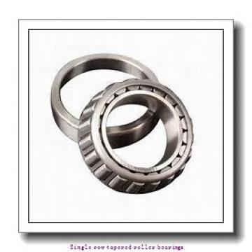 ZKL 32016AX Single row tapered roller bearings
