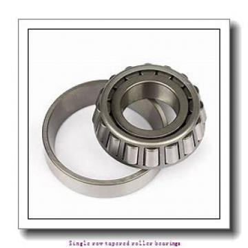ZKL 30205A Single row tapered roller bearings