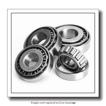 ZKL 33205F Single row tapered roller bearings