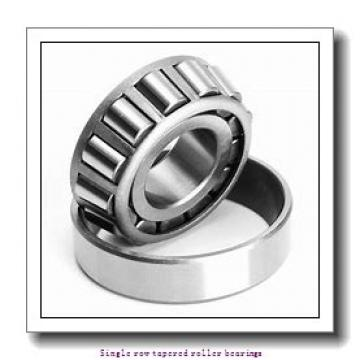 ZKL 33215A Single row tapered roller bearings