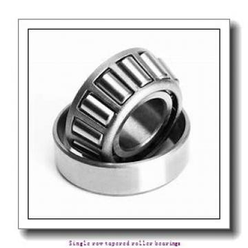 ZKL 32219A Single row tapered roller bearings