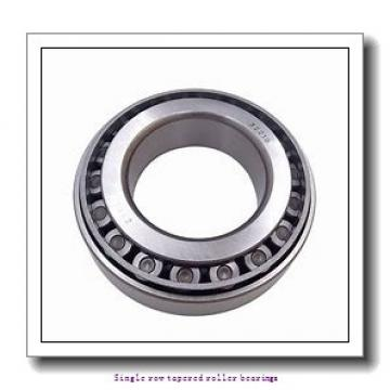 ZKL 32017AX Single row tapered roller bearings