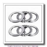 ZKL 51148 Single direction thurst ball bearings