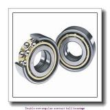 55  x 100 mm x 33.3 mm  ZKL 3211 Double row angular contact ball bearing