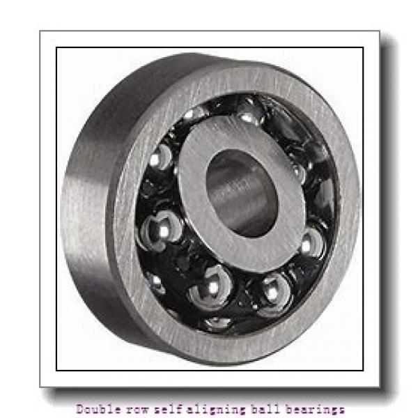 65 mm x 140 mm x 48 mm  ZKL 2313 Double row self-aligning ball bearings #1 image