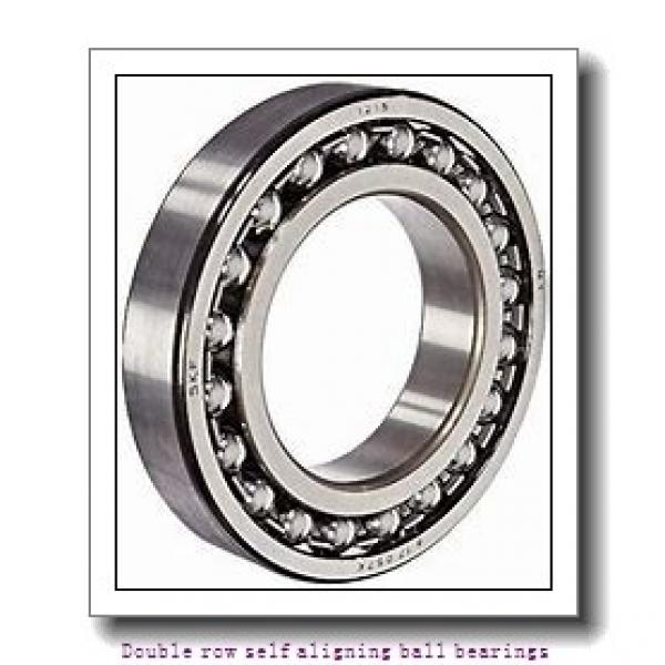 90 mm x 160 mm x 40 mm  ZKL 2218 Double row self-aligning ball bearings #1 image