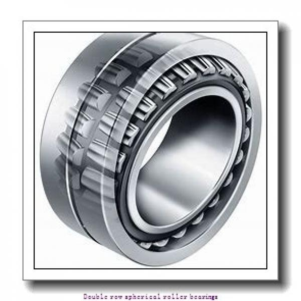 360 mm x 600 mm x 192 mm  ZKL 23172EW33MH Double row spherical roller bearings #1 image