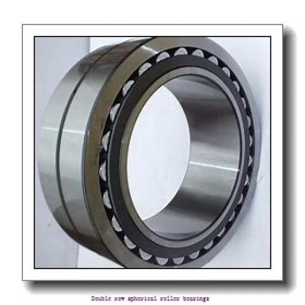140 mm x 250 mm x 88 mm  ZKL 23228CW33J Double row spherical roller bearings #1 image