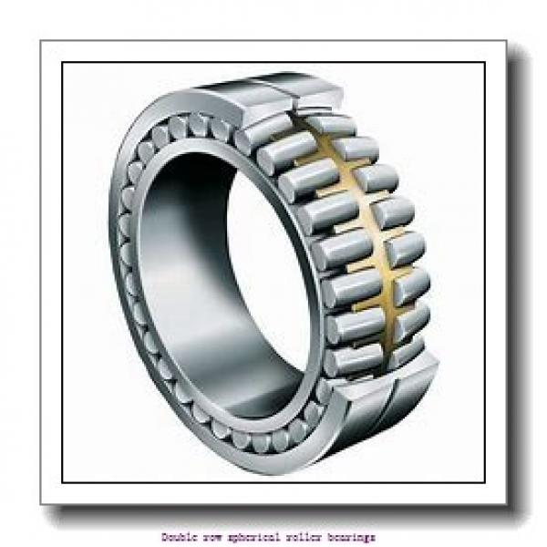 380 mm x 620 mm x 194 mm  ZKL 23176EW33MH Double row spherical roller bearings #1 image