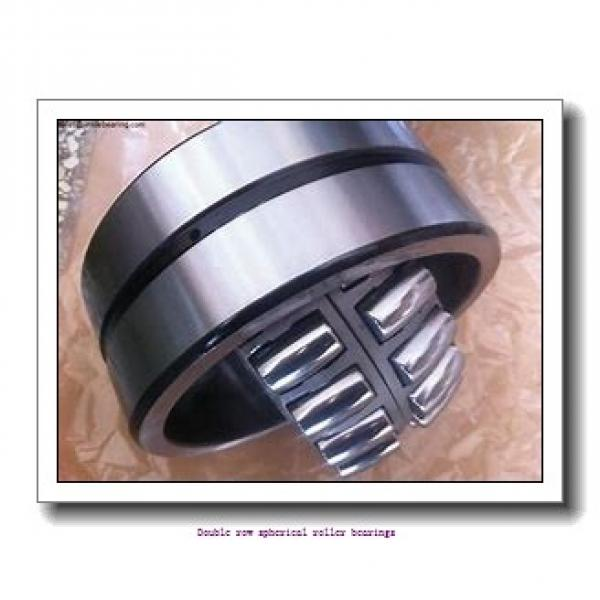 120 mm x 200 mm x 62 mm  ZKL 23124CW33J Double row spherical roller bearings #1 image