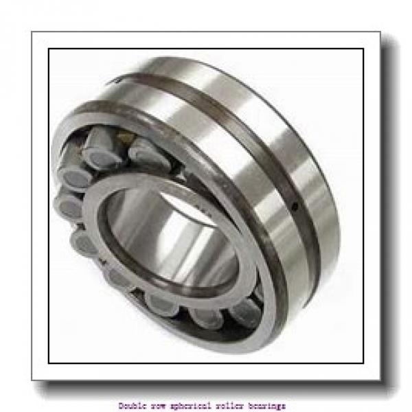 75 mm x 160 mm x 55 mm  ZKL 22315W33M Double row spherical roller bearings #1 image