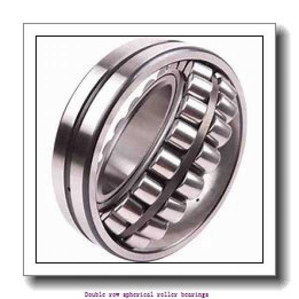 120 mm x 200 mm x 62 mm  ZKL 23124CW33J Double row spherical roller bearings #2 image