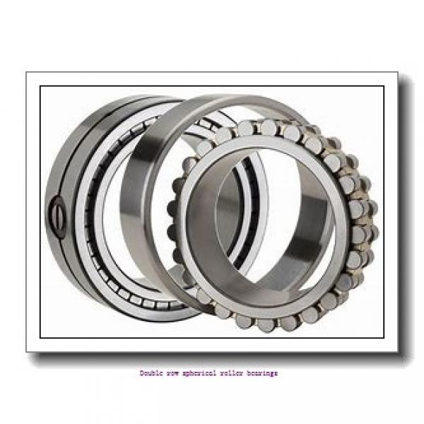 380 mm x 620 mm x 194 mm  ZKL 23176EW33MH Double row spherical roller bearings #2 image