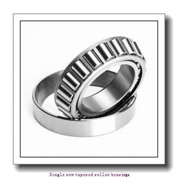 ZKL 32026AX Single row tapered roller bearings #2 image