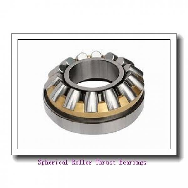 ZKL 29412EJ Spherical roller thrust bearings #1 image